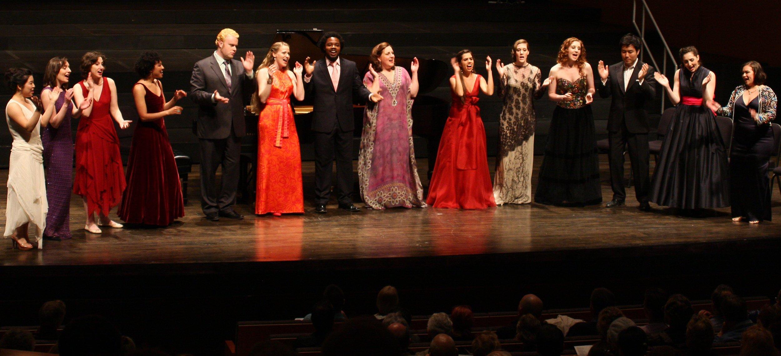 Bard College Conservatory Graduate Vocal Program