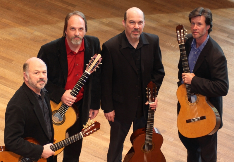 Finger Lakes Guitar Quartet