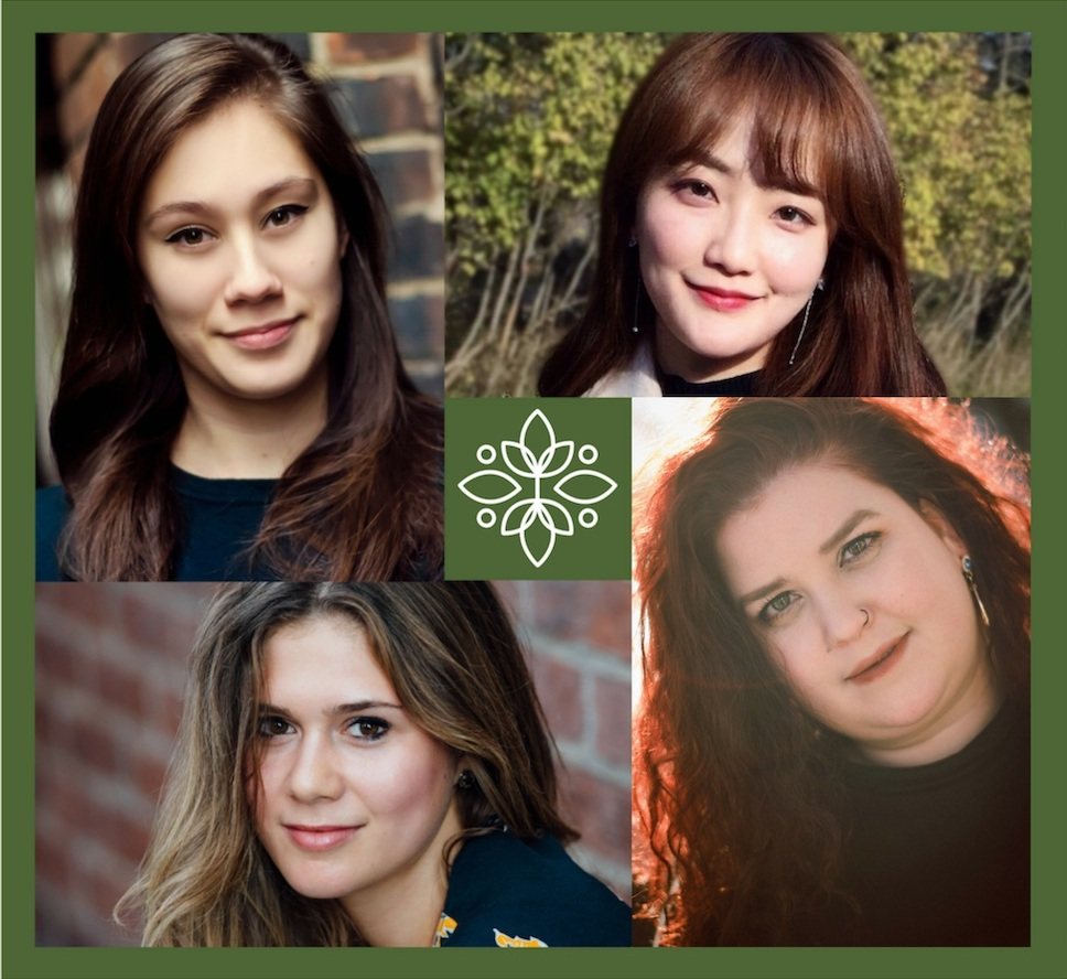 Vocalists: Sun-Ly Pierce, Chloe Schaaf, Paulina Swierczek, SeolAh Yoo