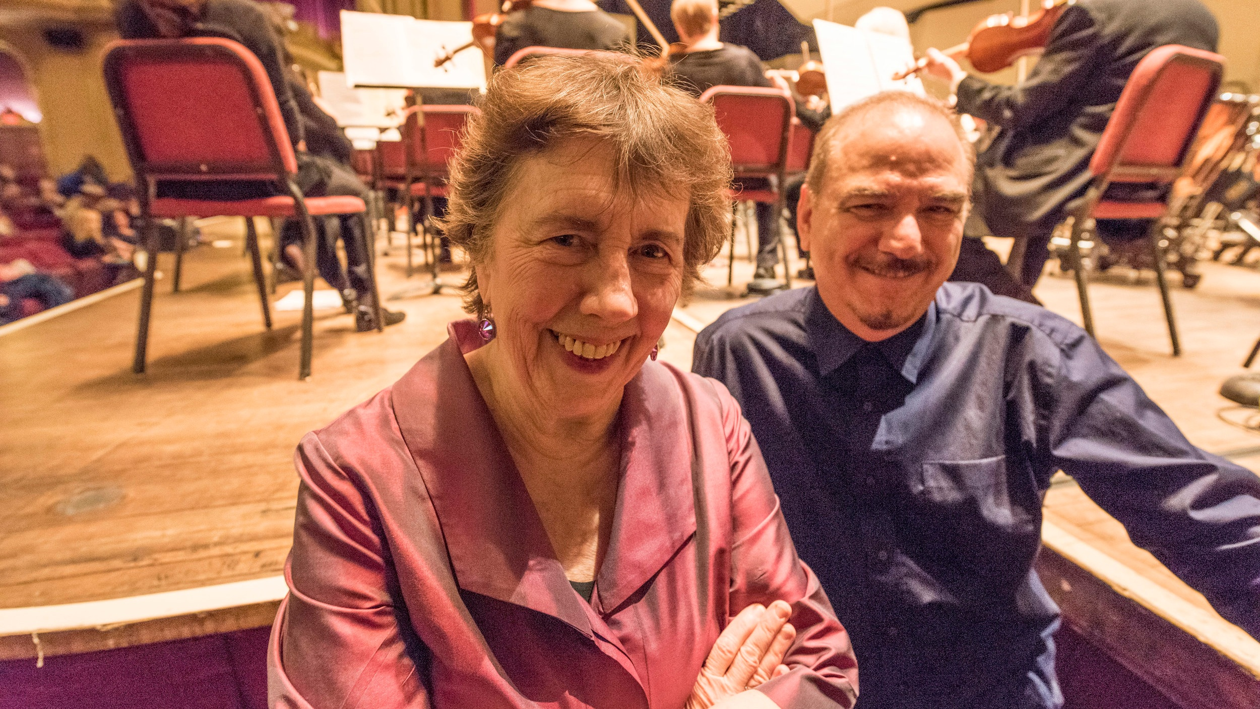 GRAMMY Award-winning composer, Joan Tower is wildly regarded as one of the most important composers today. Tower returns to hear the Albany Symphony perform Duet's alongside Beethoven Eight.