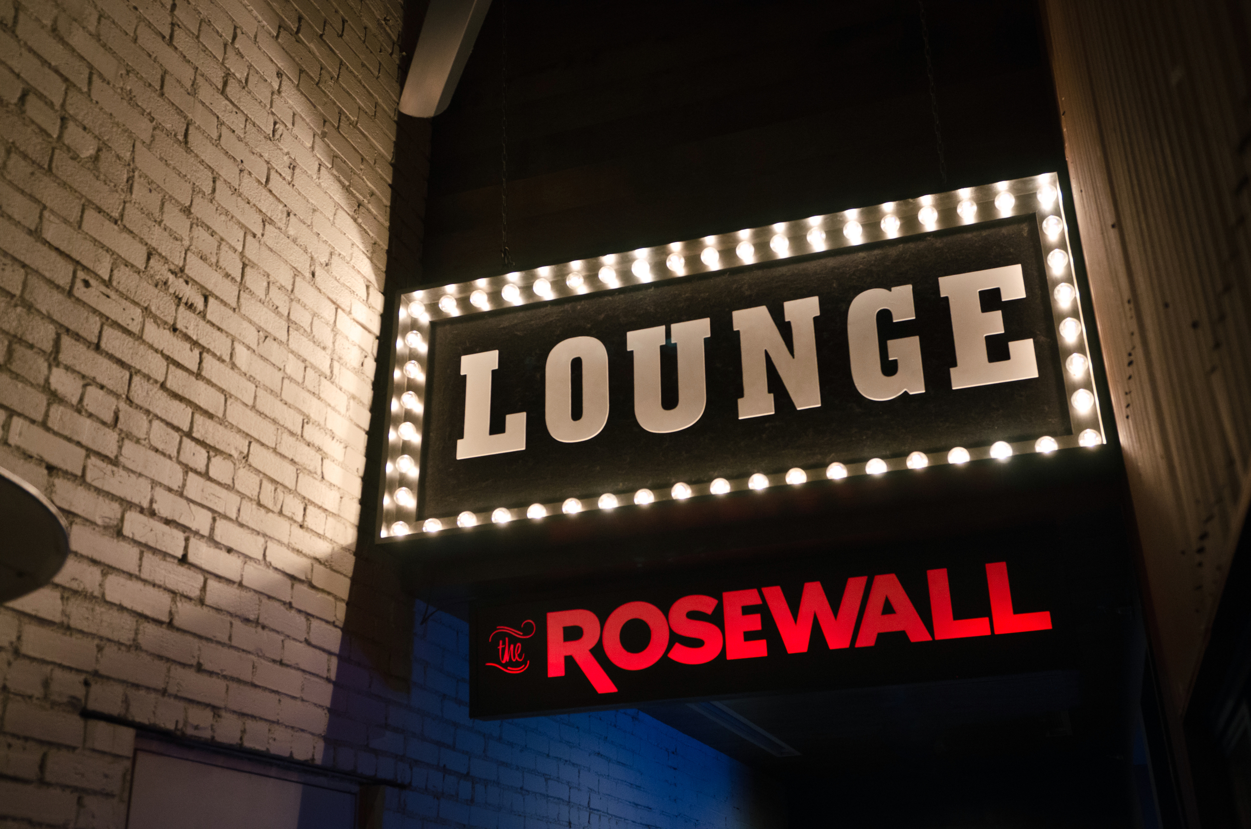 Enter The Rosewall to find yourself in the sexy, sophisticated Sugar Lounge