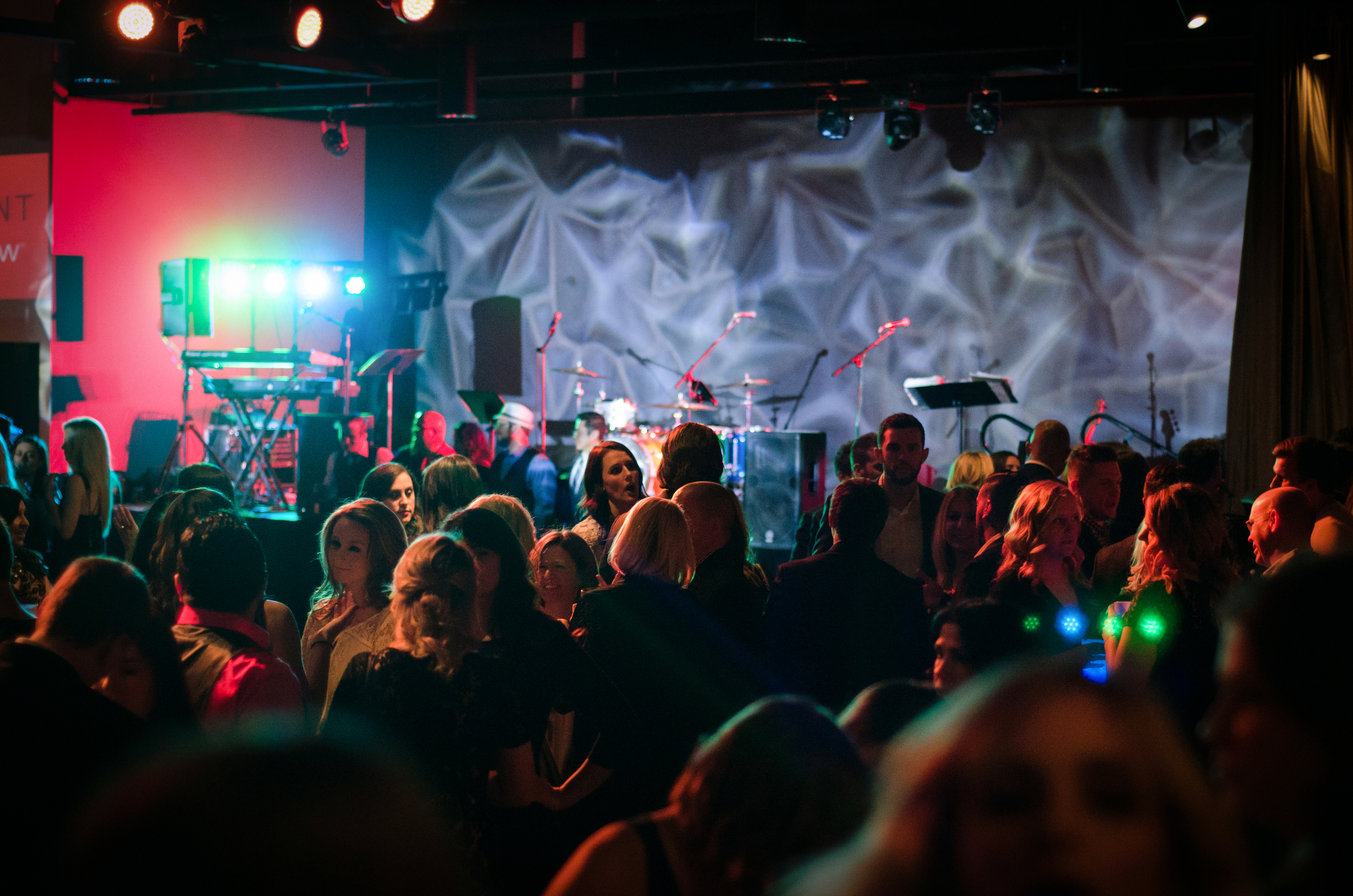 The Rosewall was filled with Nashville's most eligible