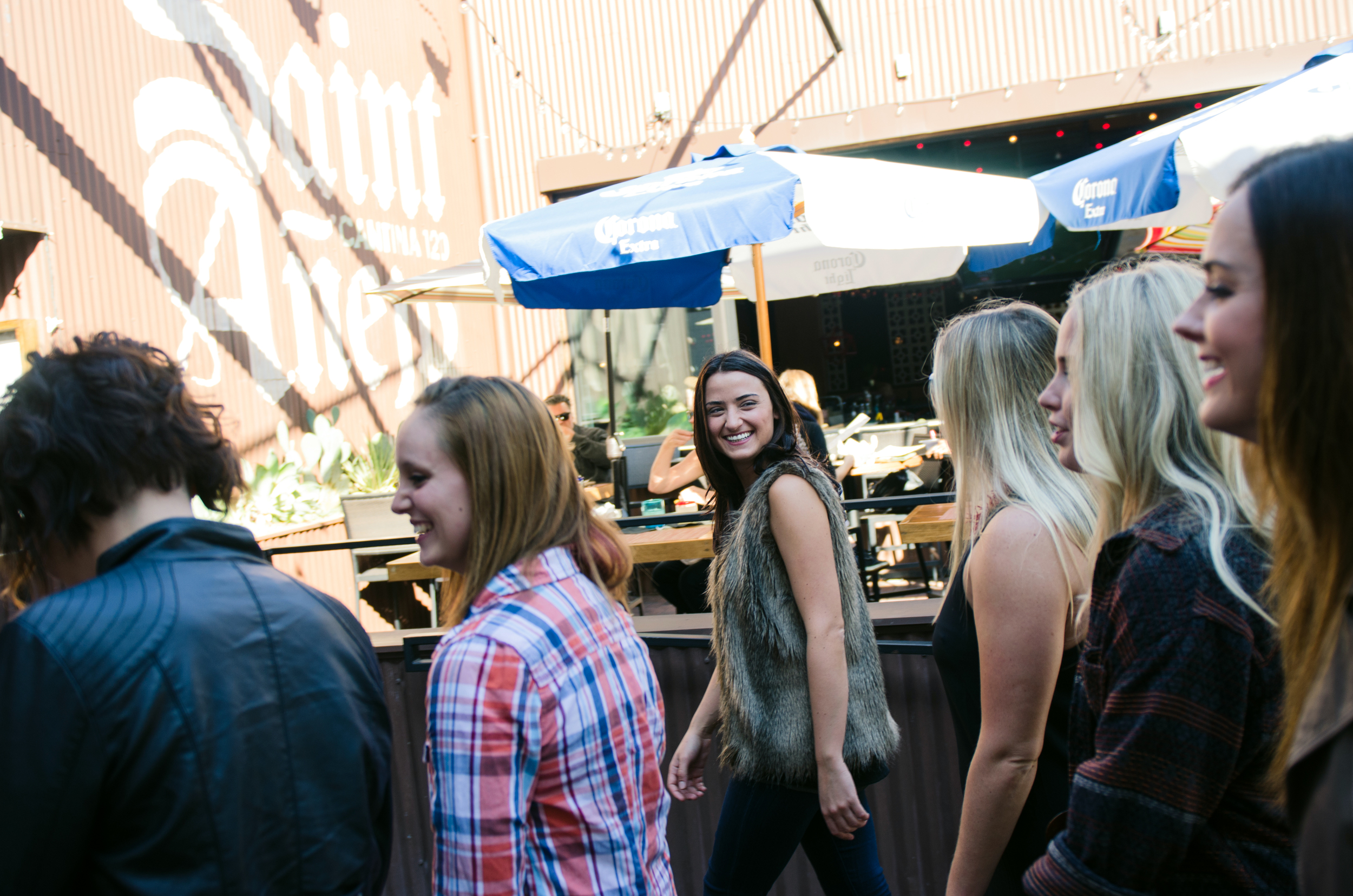 Brunch is all about friends, laughter, and great food and drinks!