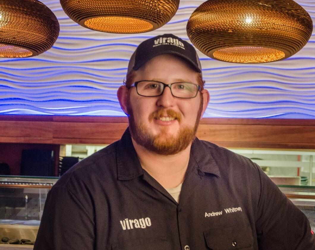 Chef Andrew Whitney