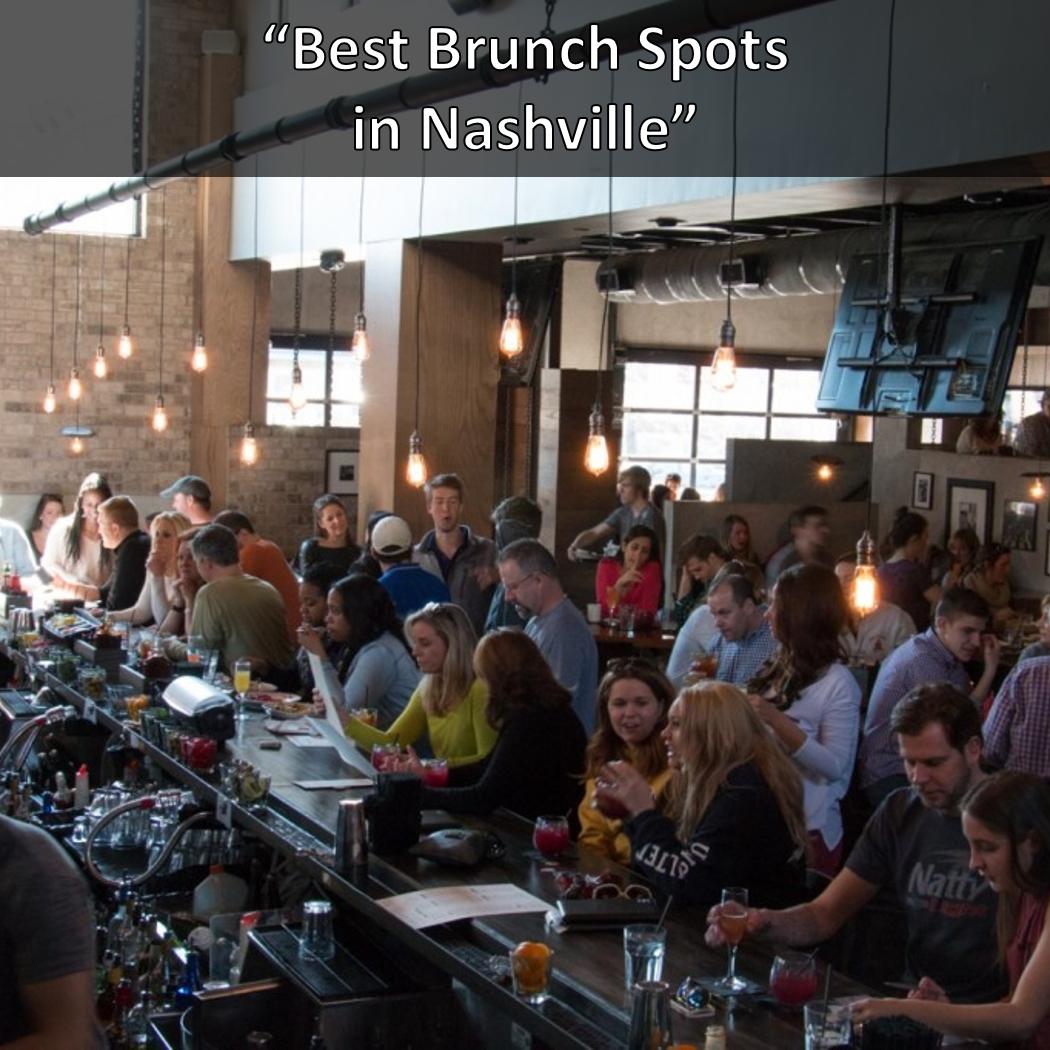 Saint Anejo, Tavern, and Virago Best Brunch Spots in Nashville