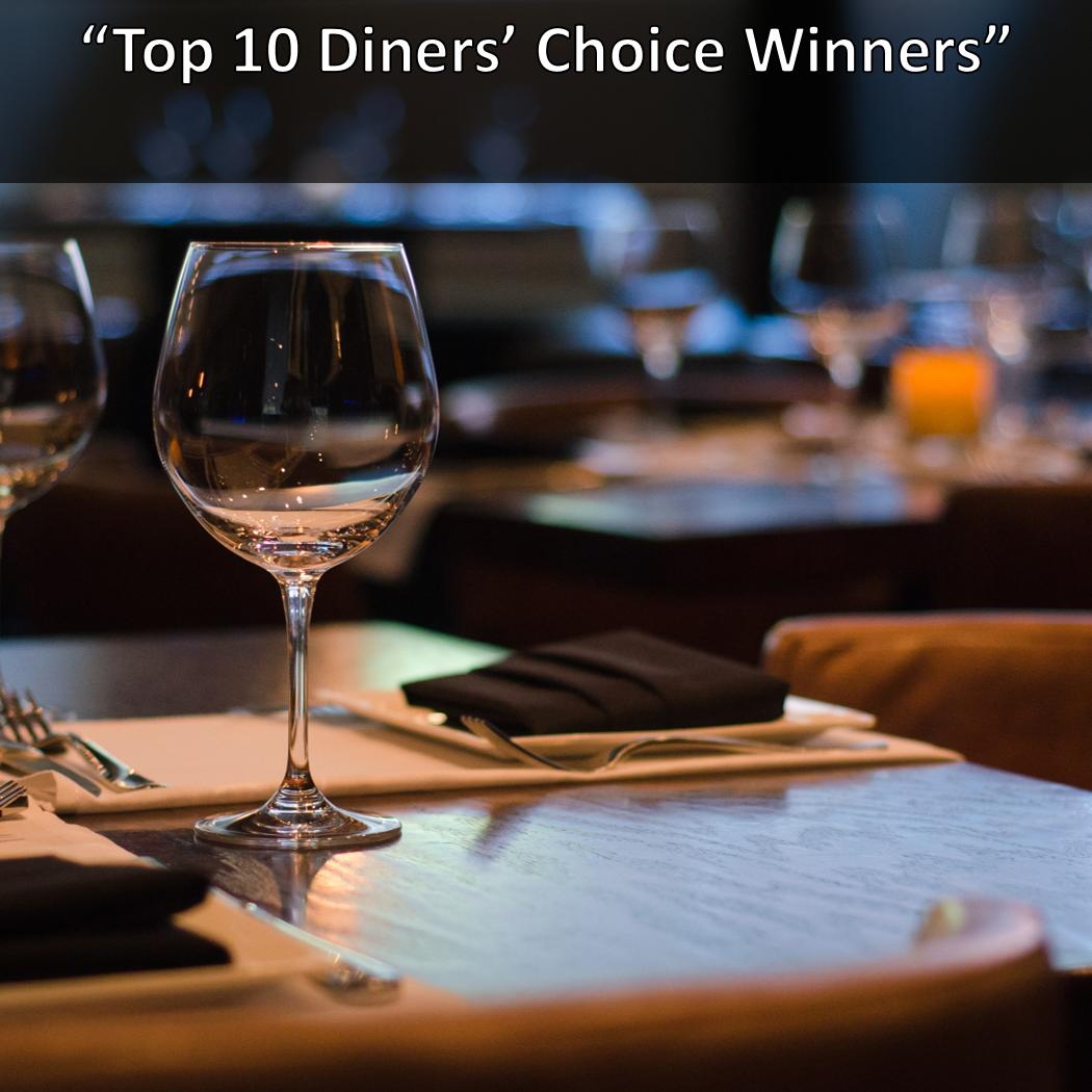 Kayne Prime and Virago Best Overall Restaurant in Nashville