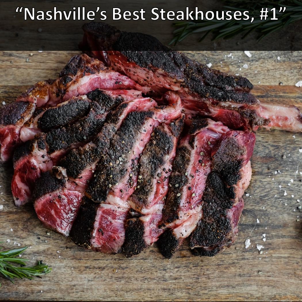 Nashville's Best Steakhouse