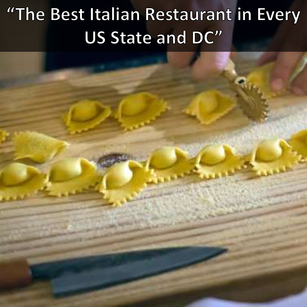 Best Italian in Every US State and DC: Moto