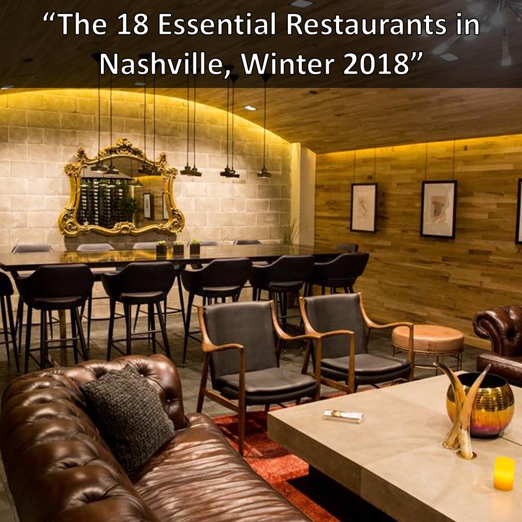 The 18 Essential Nashville Restaurants in Winter 2018 by Eater: Kayne Prime