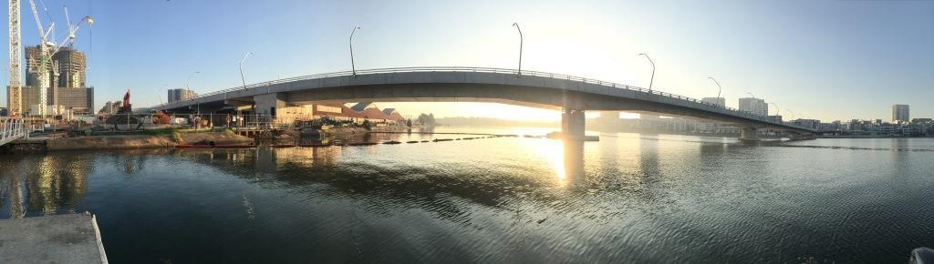 Homebush Bay Bridge