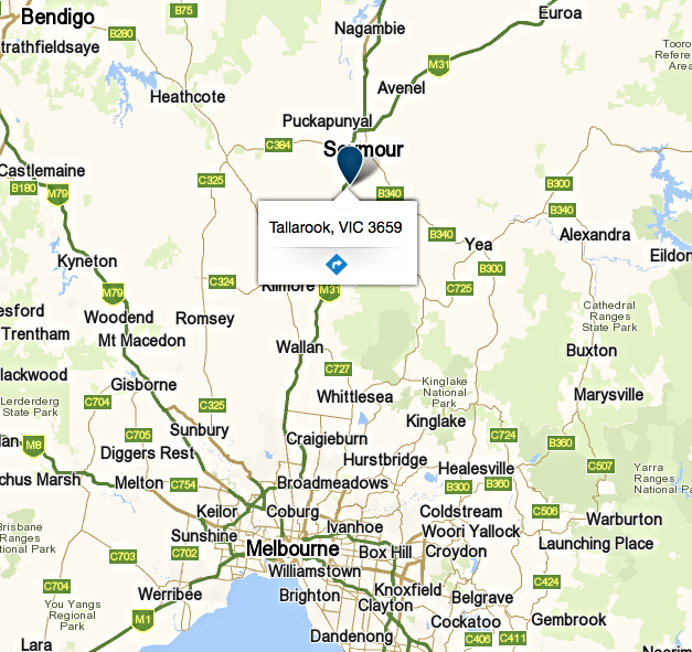 4. Melb to Tallarook map.png