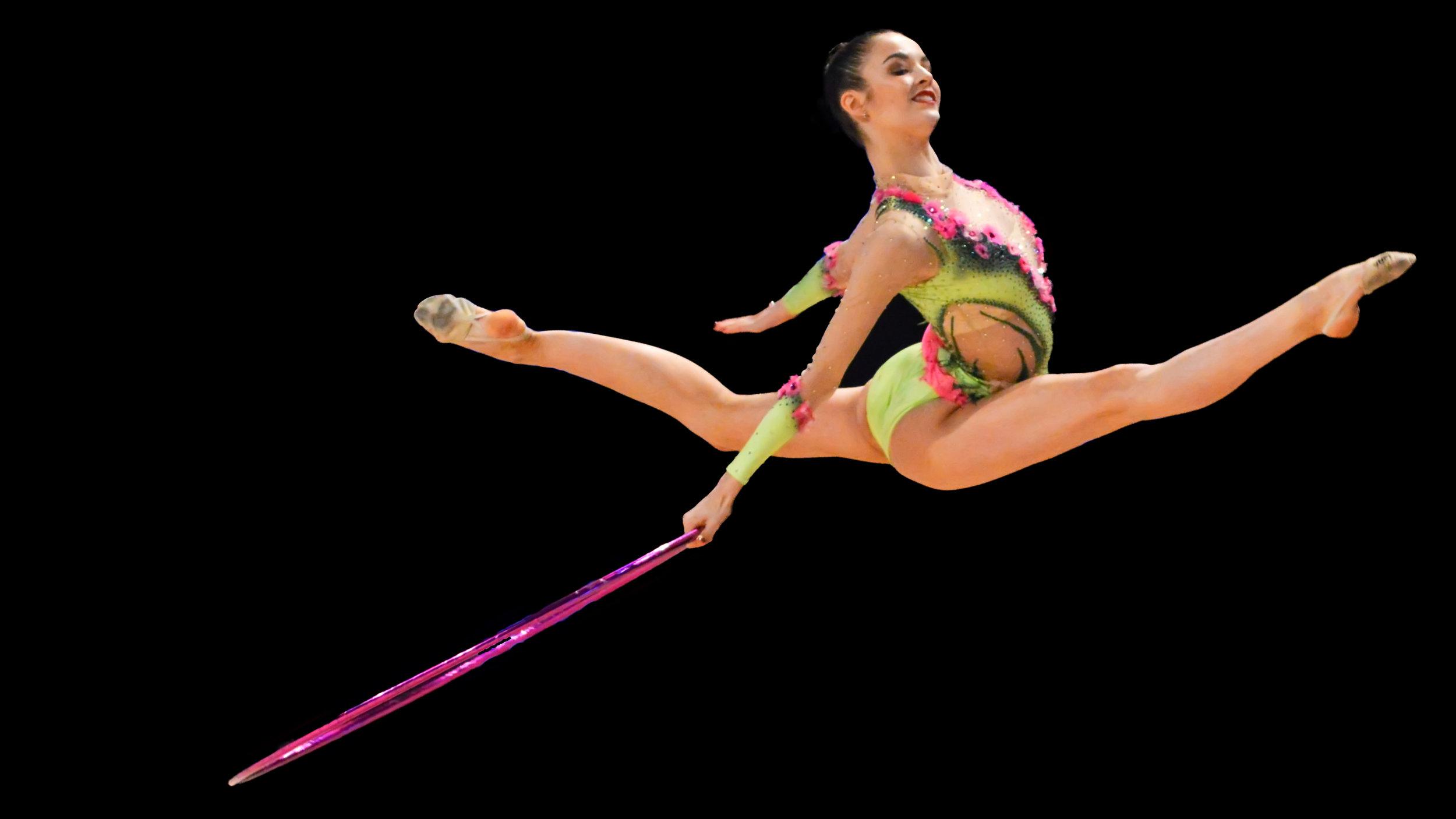 Rhythmic Gymnastics 1