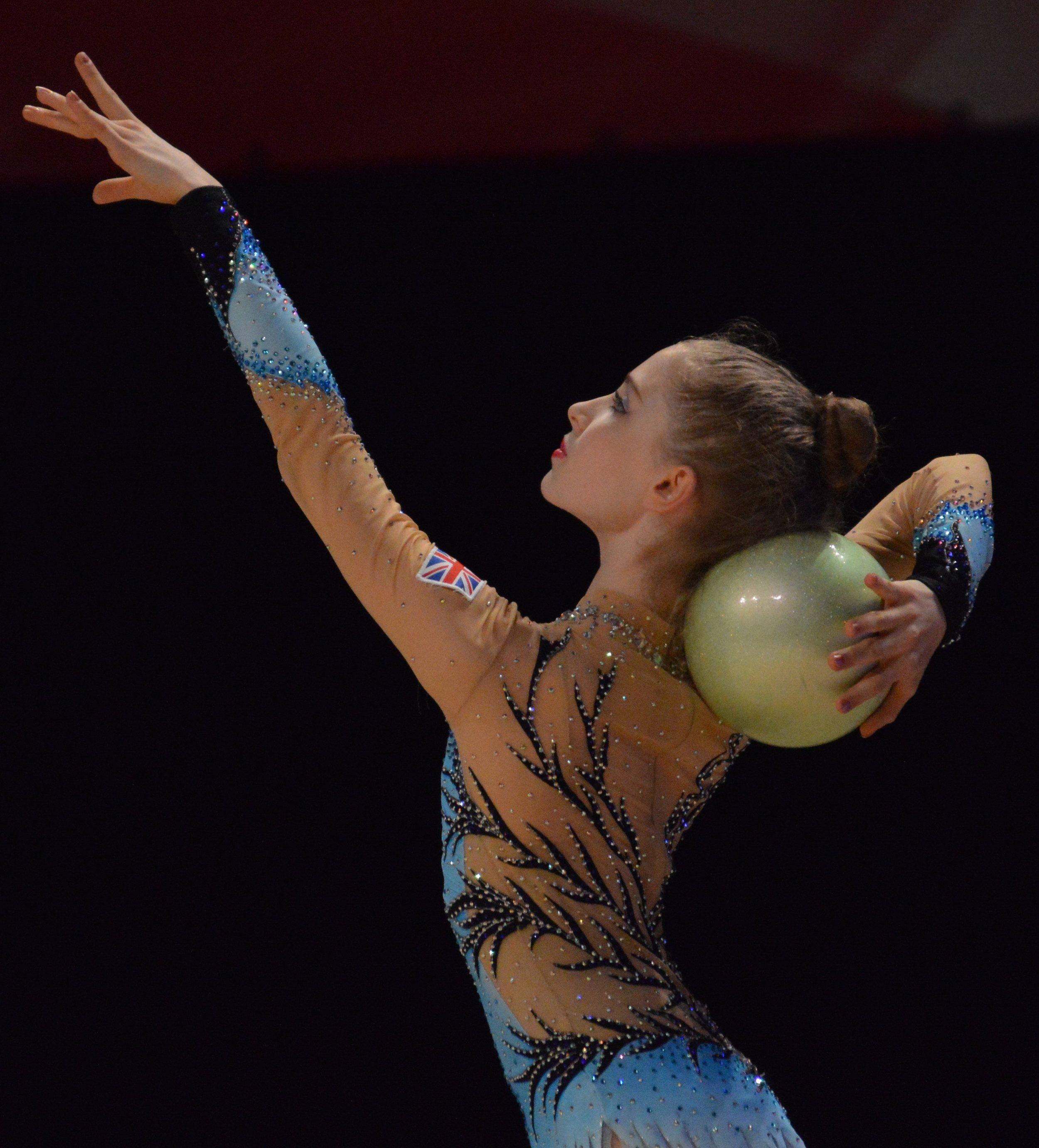 Rhythmic Gymnastics 3