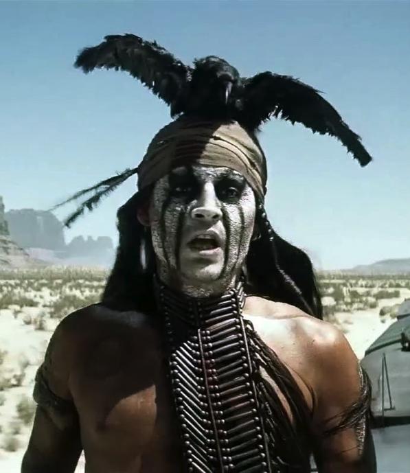 Maybe something against Johnny Depp . . .