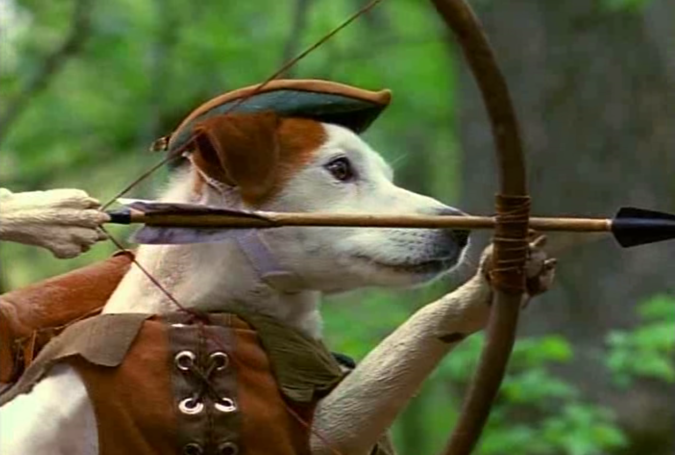 * Editor's Note * Mark's an idiot because Wishbone. Soccer the dog is the greatest actor of our generation.