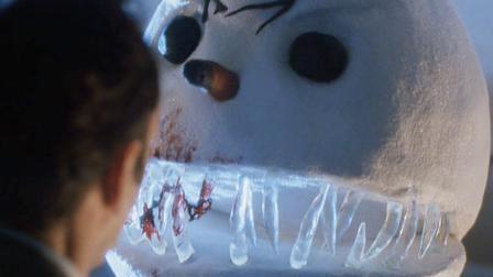 Groundbreaking snowman canon