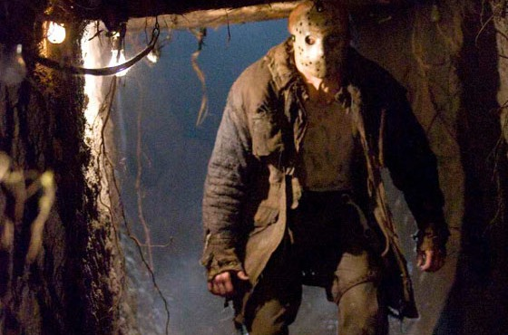 Minor additional complaint: the set design of the tunnels below Camp Crystal Lake is pretty bad.