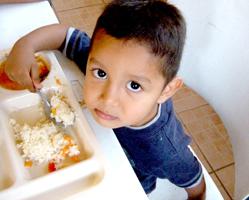 Make an impact - Casa Hogar Los Angelitos