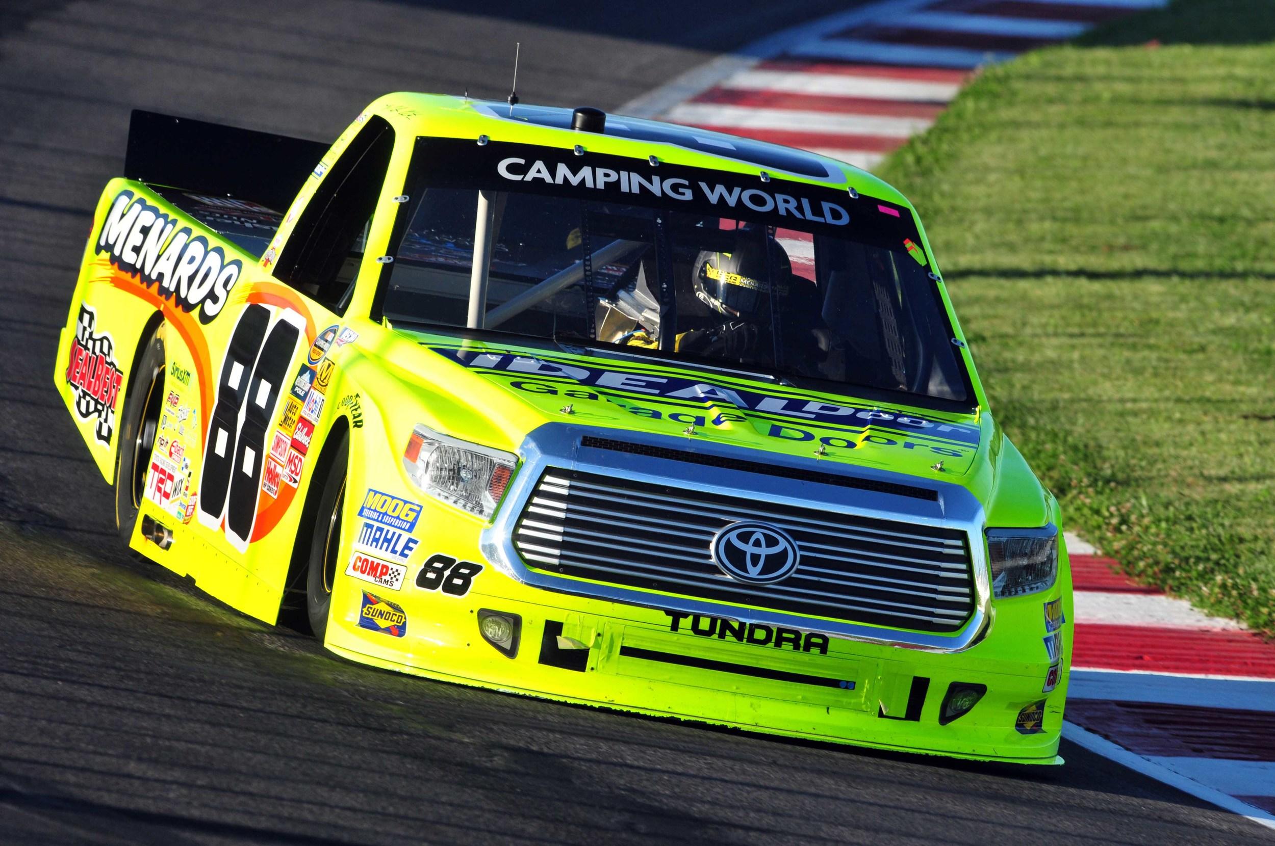 2014 Toyota Tundra Race Truck