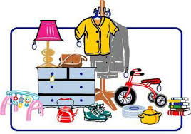 Spring and Fall Rummage Sales - Clothing, Housewares, Electronics