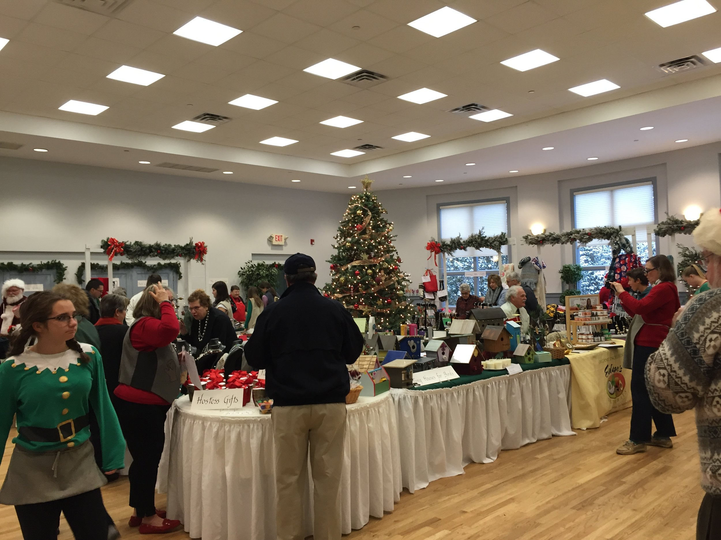 Annual Christmas Bazaar - Jewelry, Decorations, Gifts, Lunch