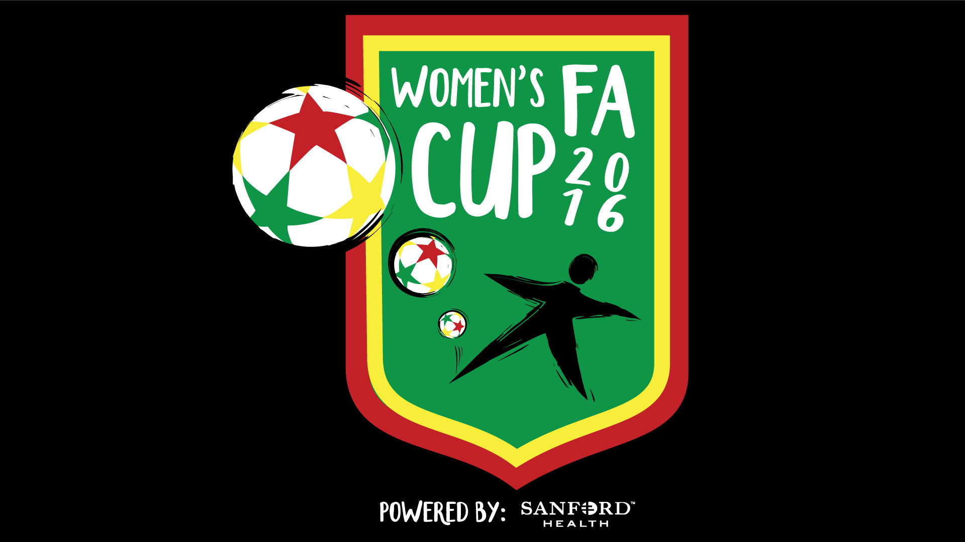 A mock logo I made for the Ghana Football Association Women's Cup. As this was the inaugural year for a women's soccer tournament to be held in Ghanaian history , I thought it was cause for celebration.
