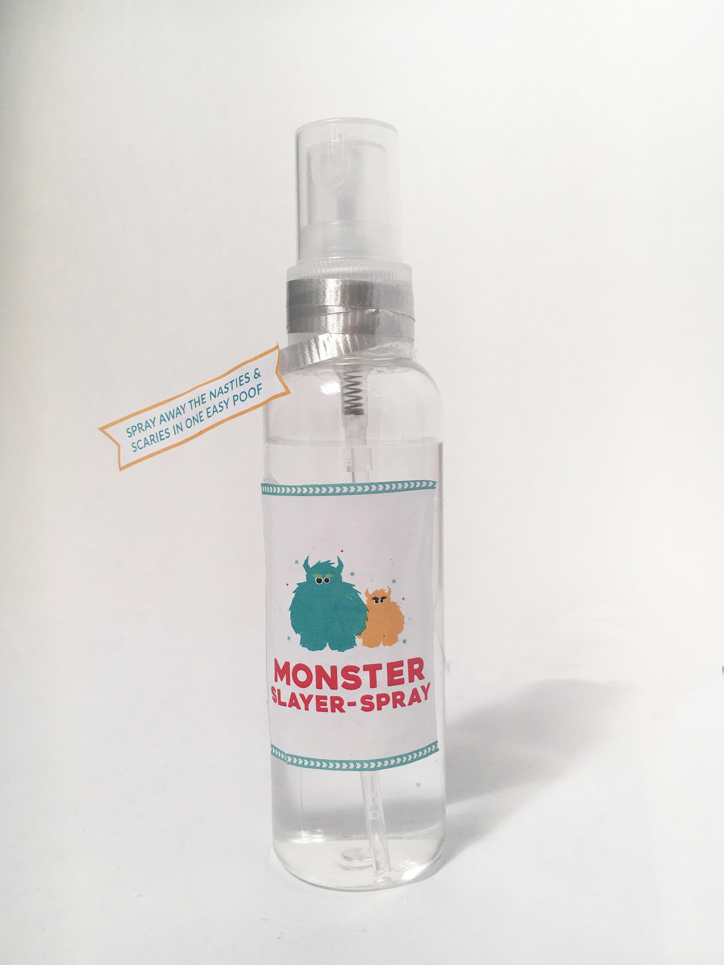 Elizabeth Allebach Monster Spray