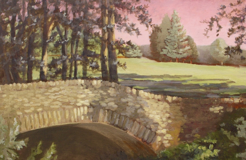 Bridge Over Buck Hill Creek