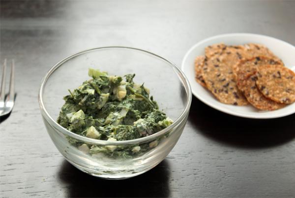 spinach-egg-salad