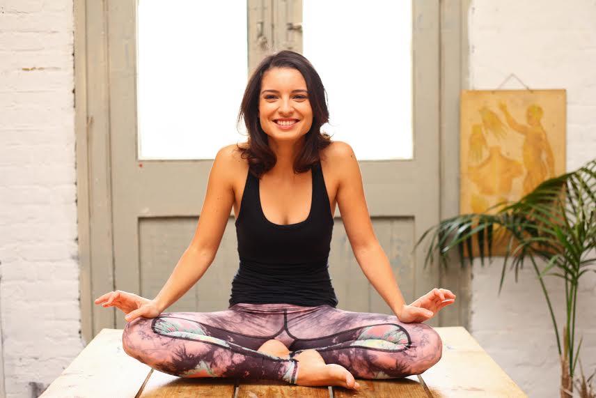 Ashley Hunt meditation mavenly