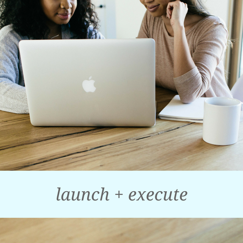 launch and execute