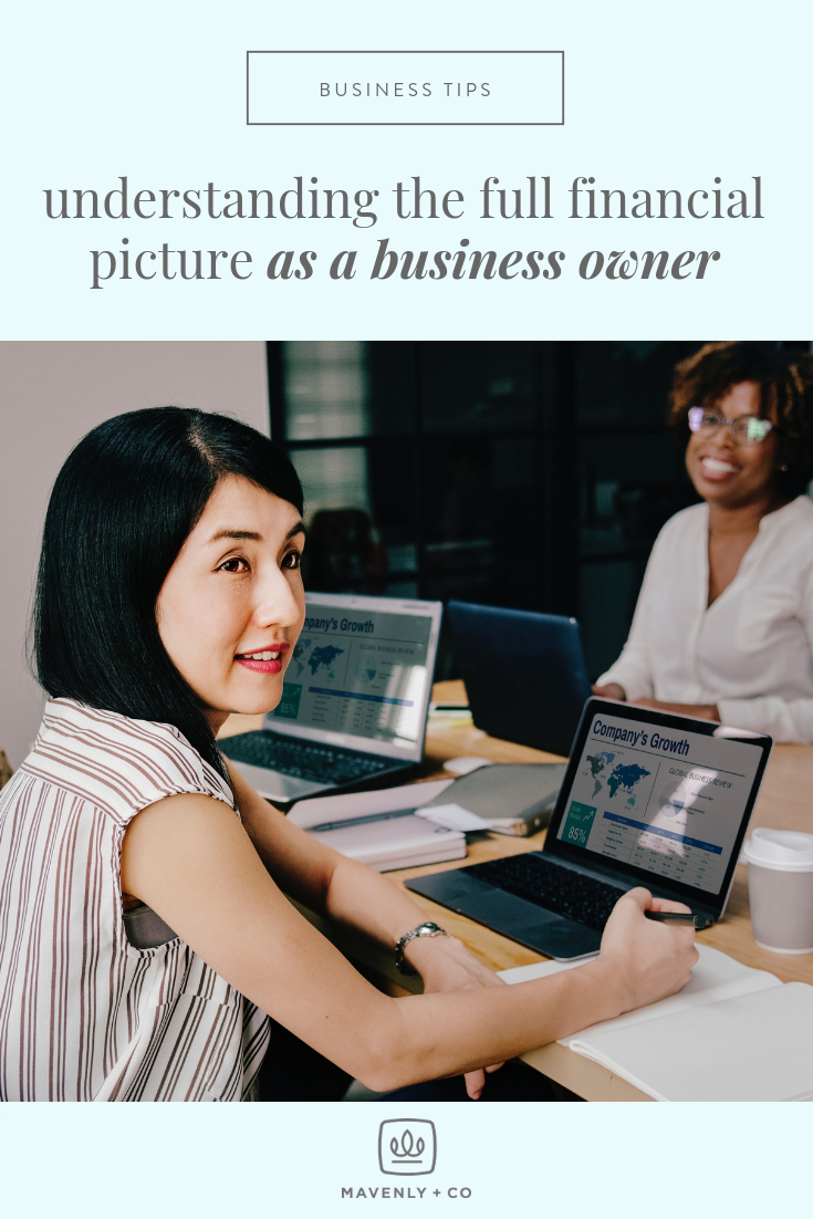 Understanding the Full Financial Picture as a Business Owner