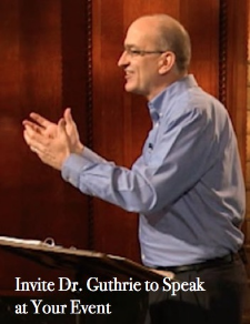 Invite Dr. Guthrie to Speak at Your Event
