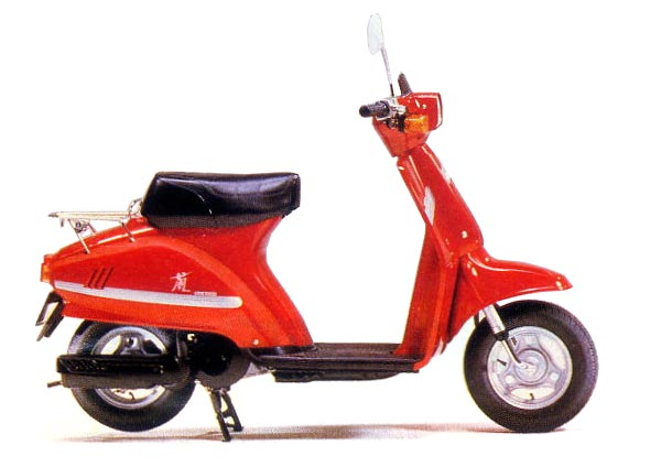 50cc:  Can go up to 60 km/h, so it's not great for the highway. If you're planning on using your scooter primarily for going to school and around the city, a 50cc is more than enough in most cases. While it's possible to have two people on a 50cc, if you're planning on giving rides to people often, you should consider a bigger scooter.