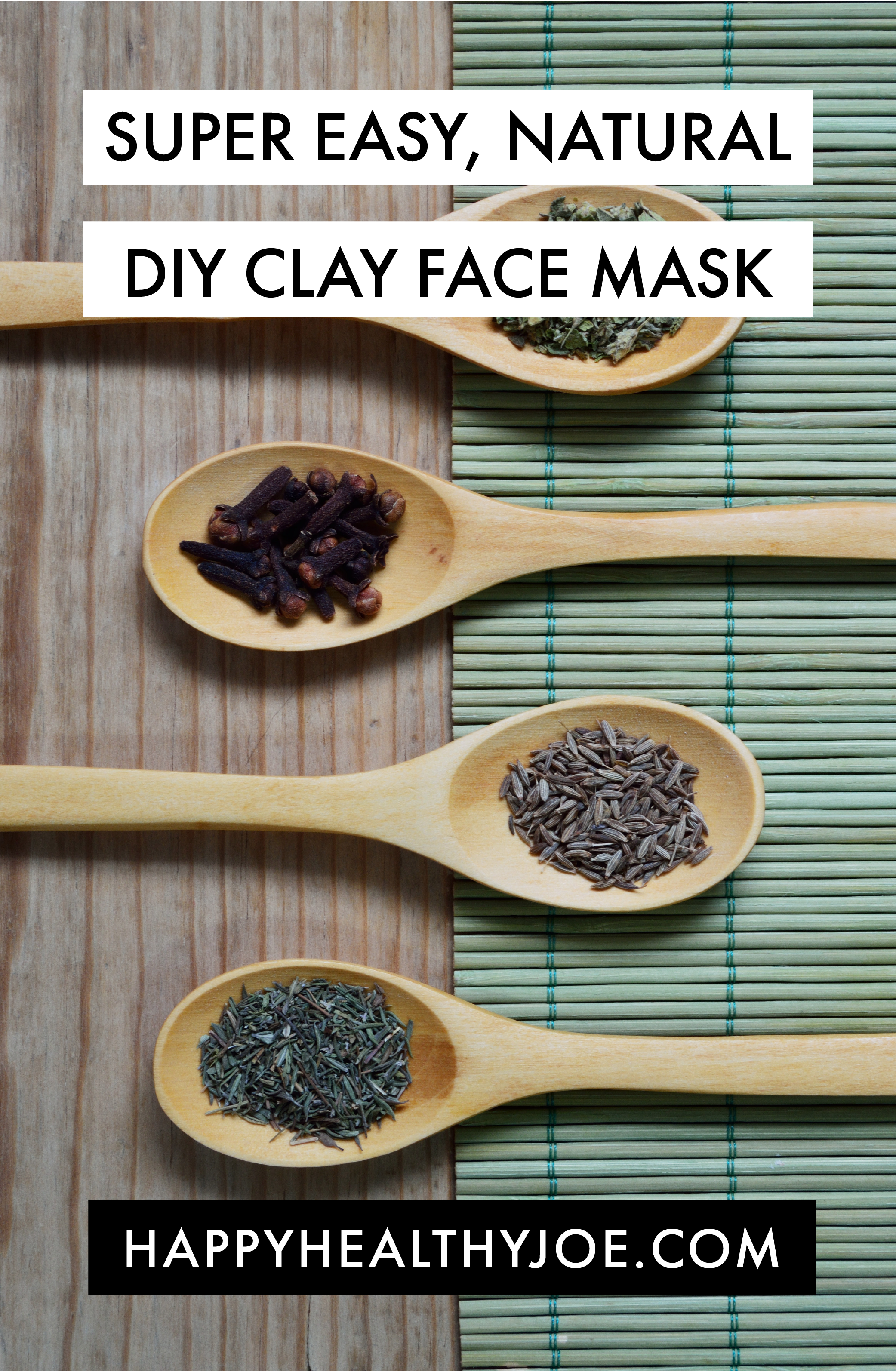 DIY Clay Face Mask With doTERRA Essential Oils