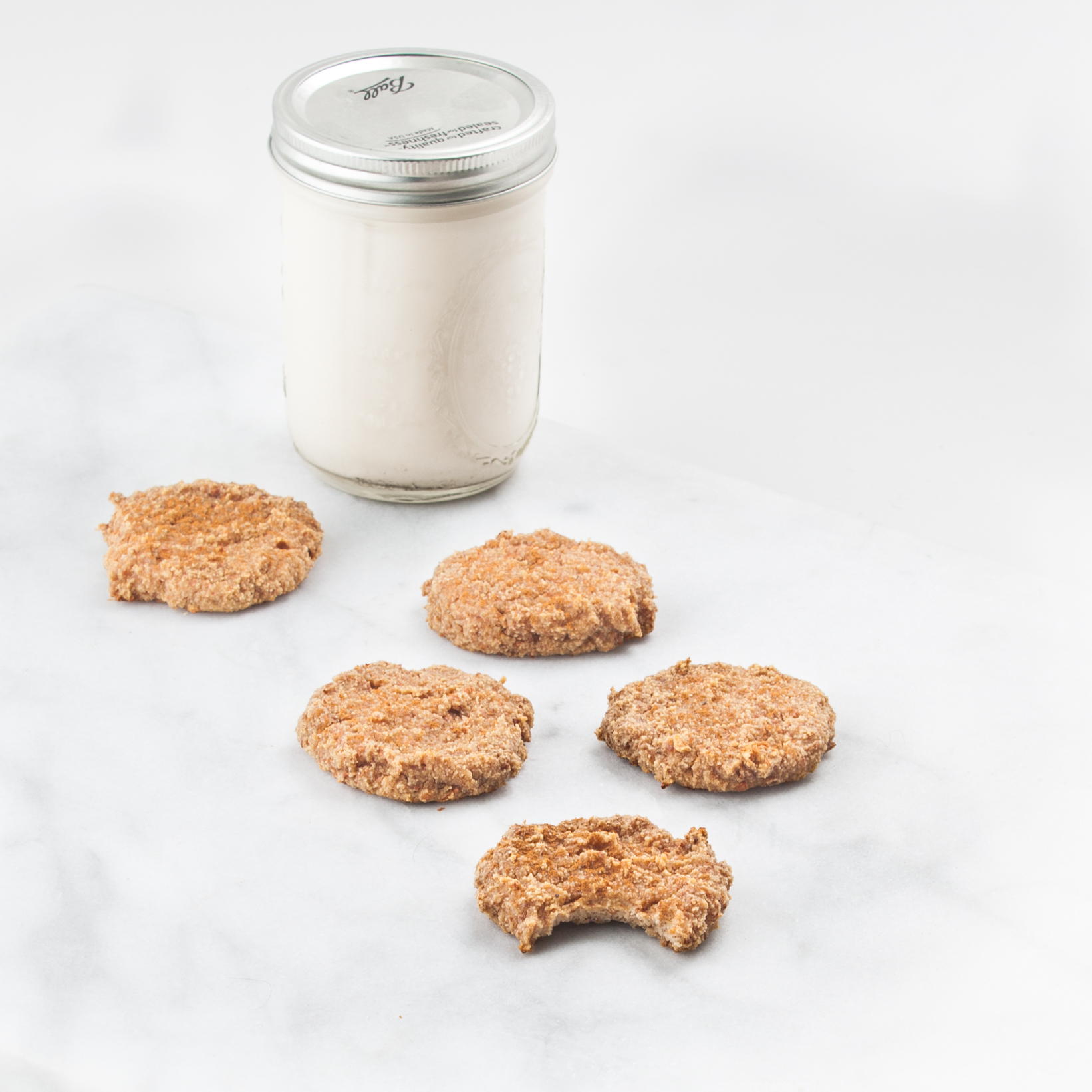 No-Waste Almond Milk & Cookies with Dorothy from HealthyDot.com