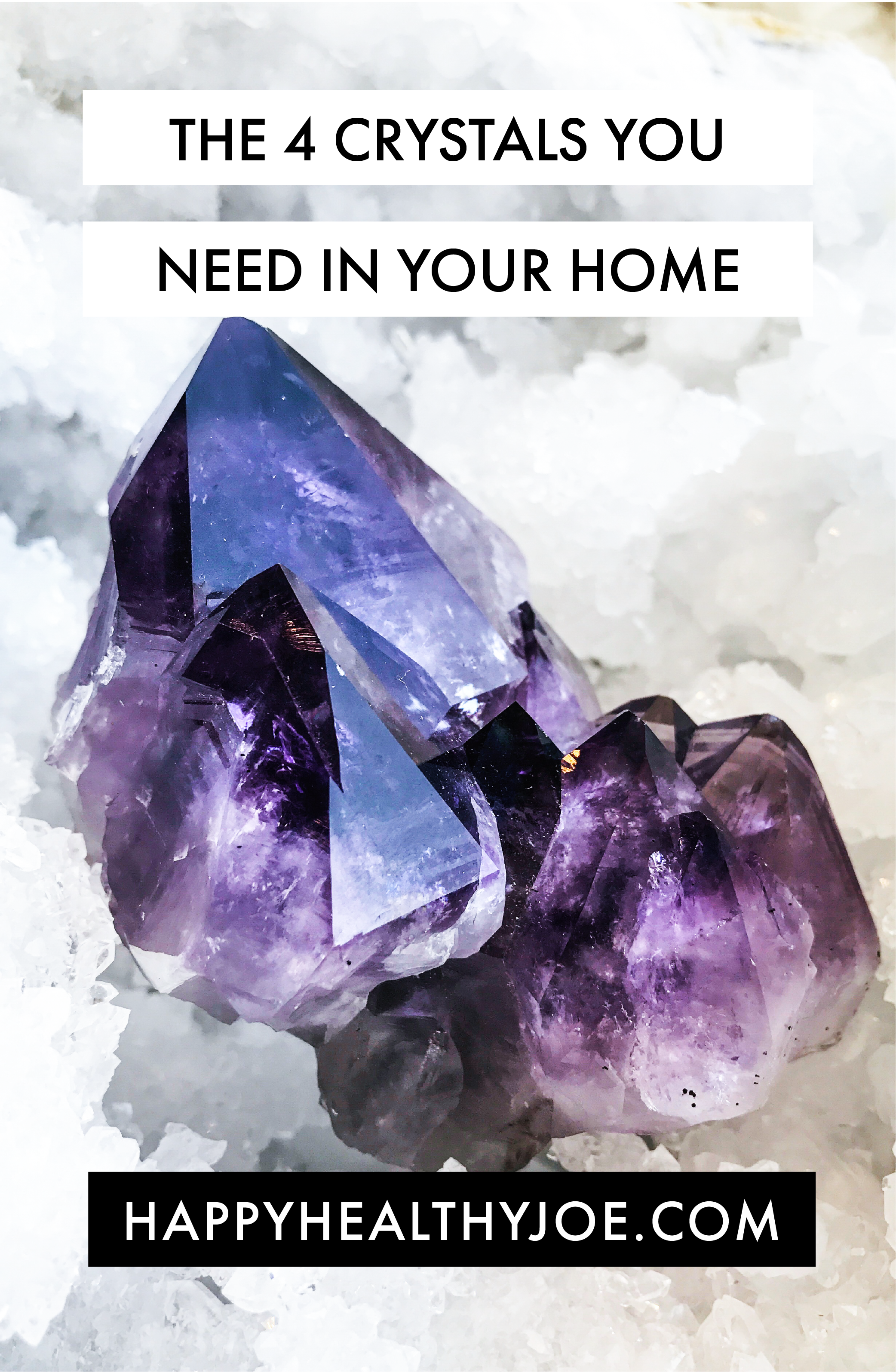 The 4 Crystals You Need In Your Home with Jordie Caskey from Crystalarium LA