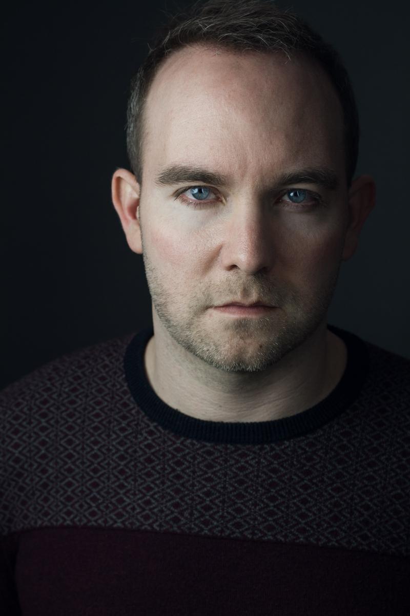 Justin McLachlan by garage26 - best headshots in Los Angeles