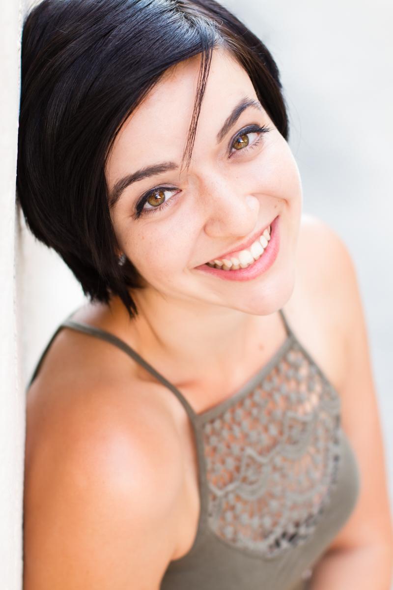 Stephanie Bignault by garage26 - best headshots in Los Angeles