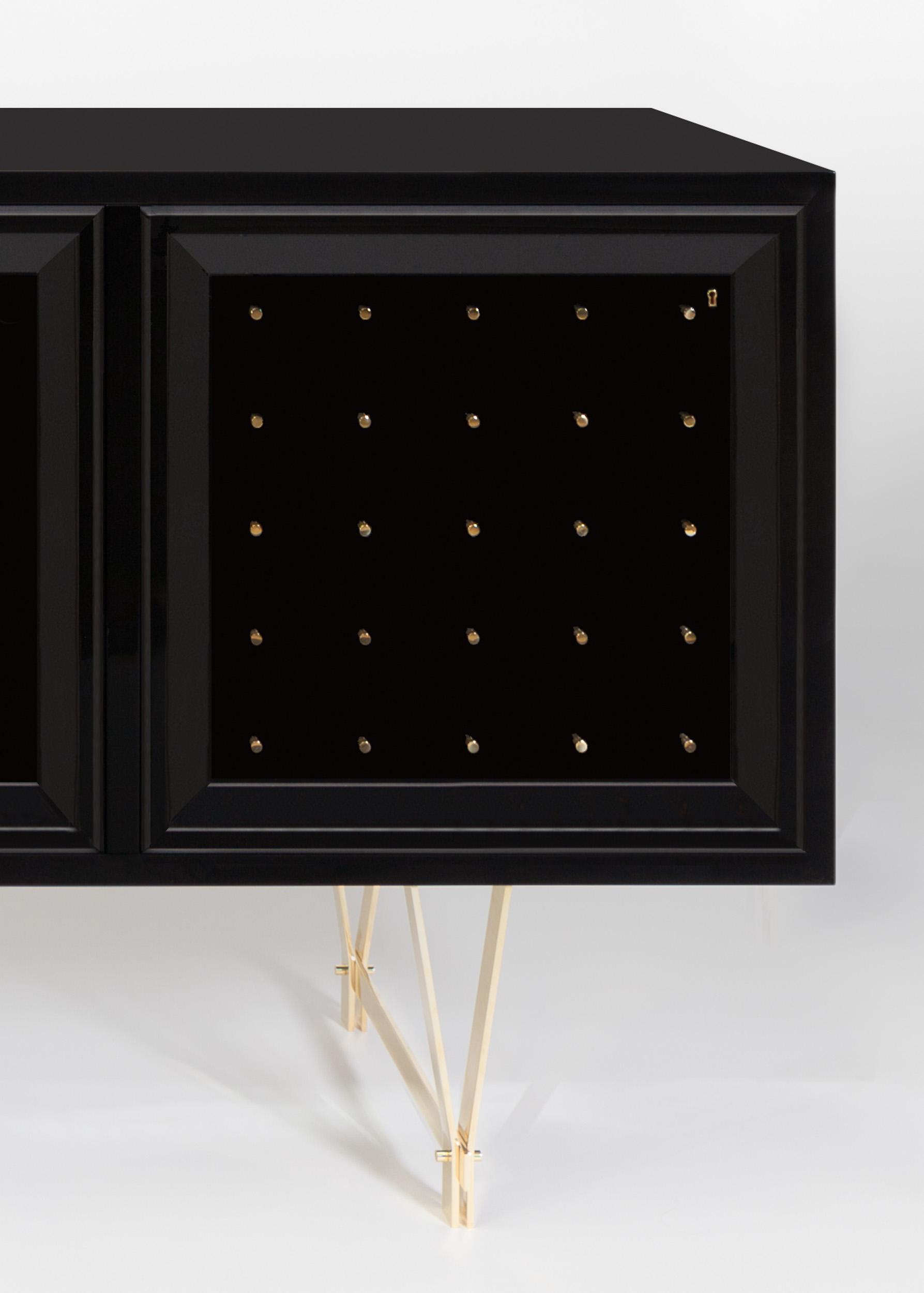 Fabricated by Vogue Furniture in Royal Oak, MI.