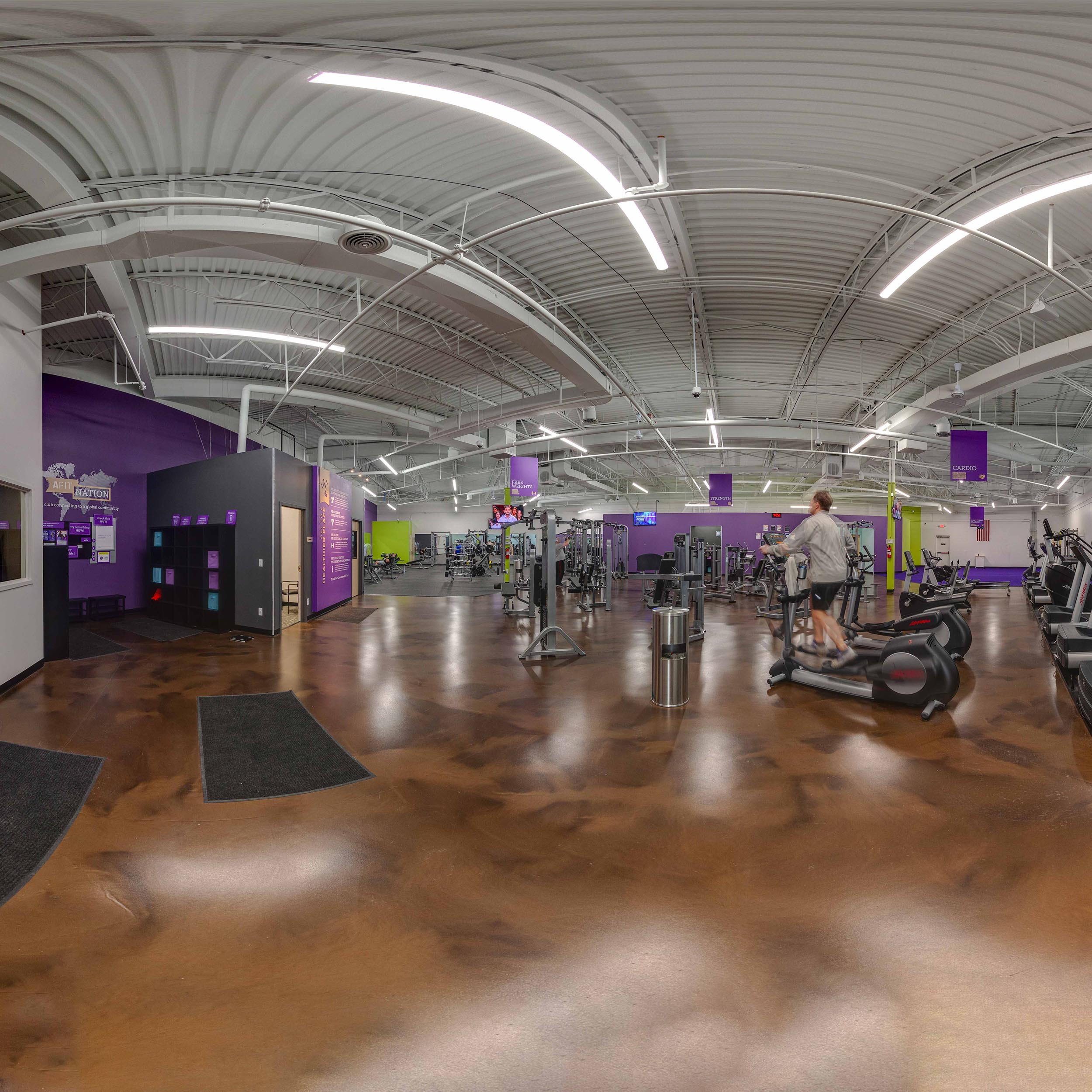 Anytime Fitness - Shelby Township