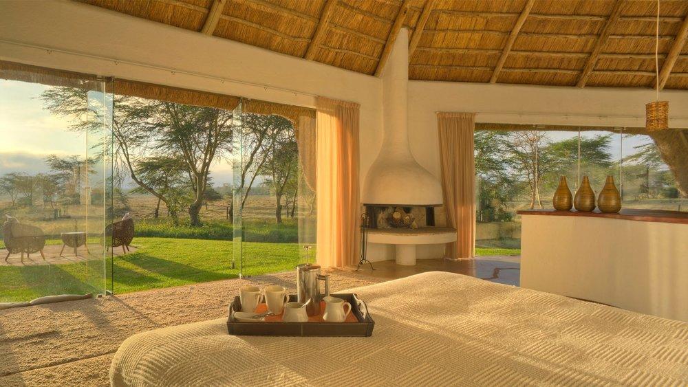 Solio Lodge, Kenya
