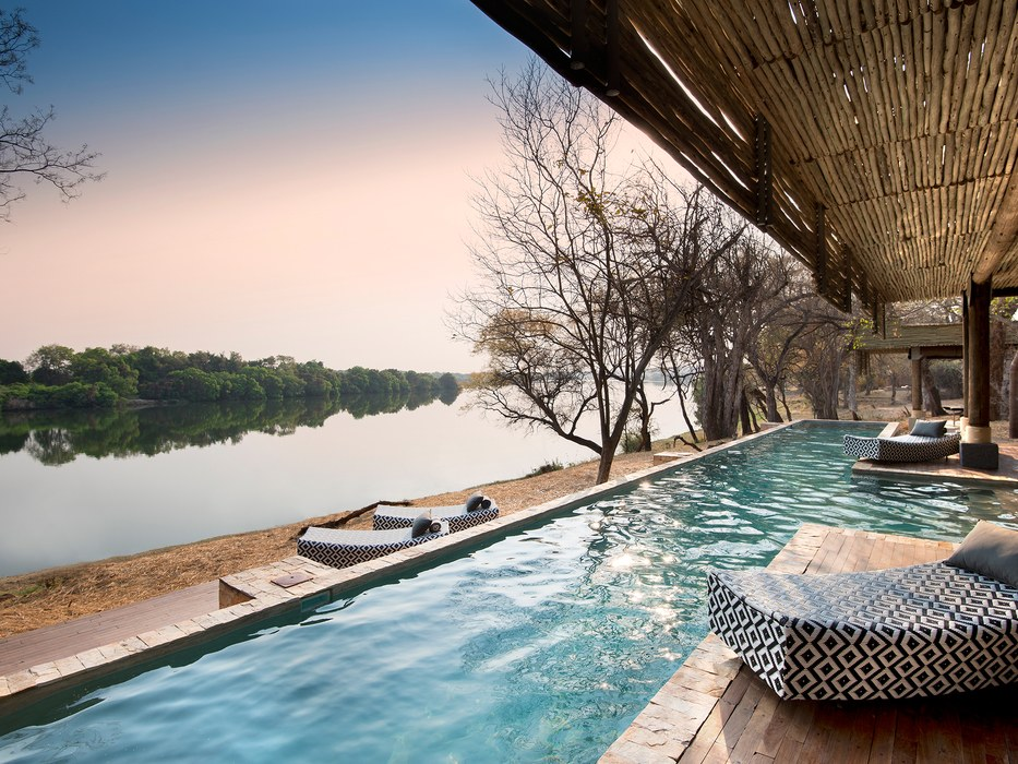 And Beyond, Matesi River Lodge, Zimbabwe