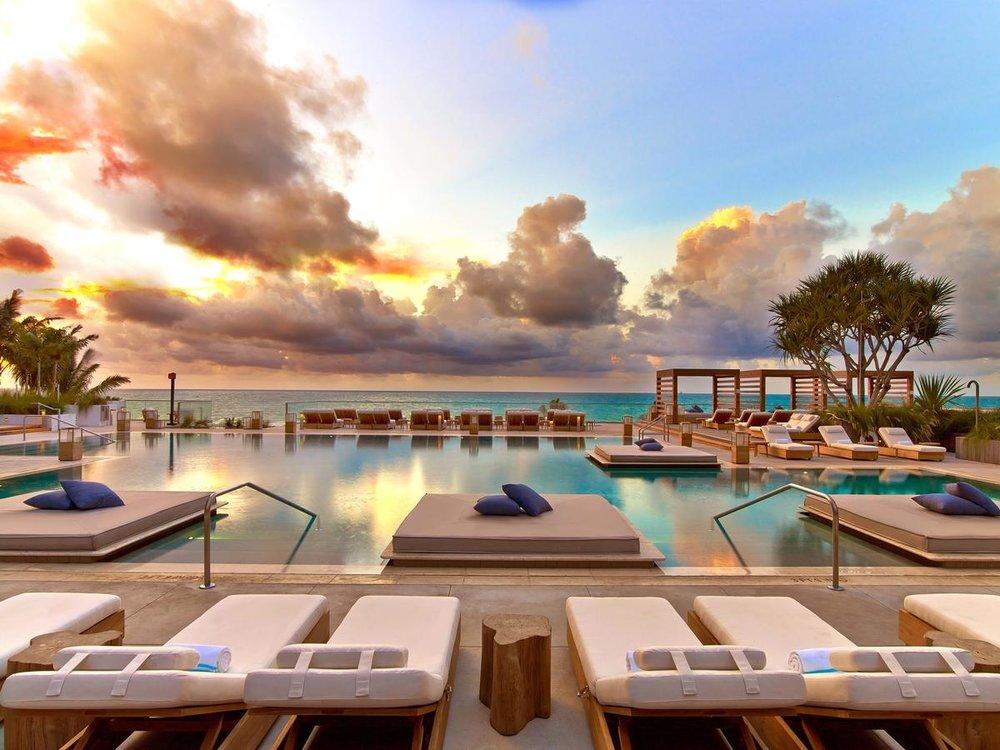 1Hotel South Beach, Miami