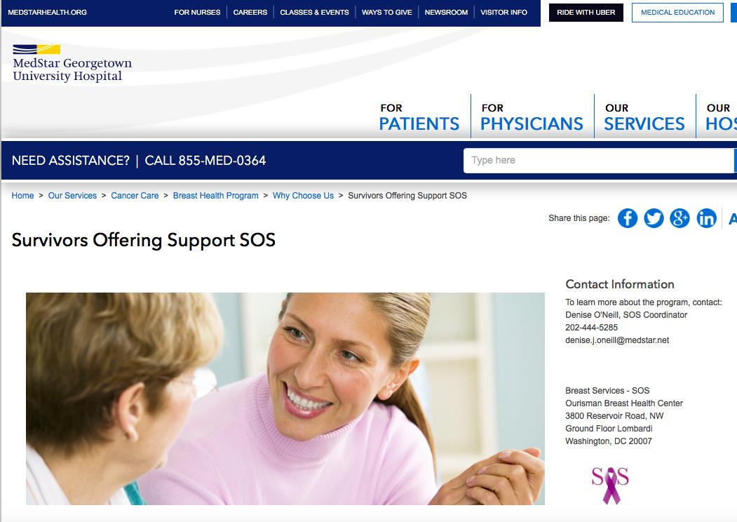 MedStar Website