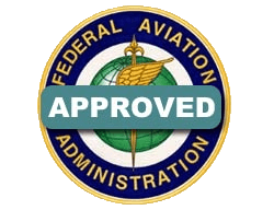 FAA Approved Drone Operators Seal