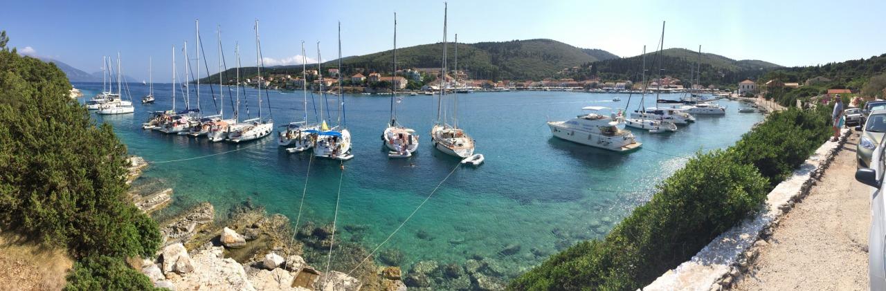 Fiskardo, Cephalonia