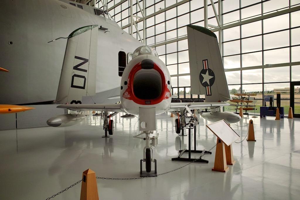 North American Fury FJ-3