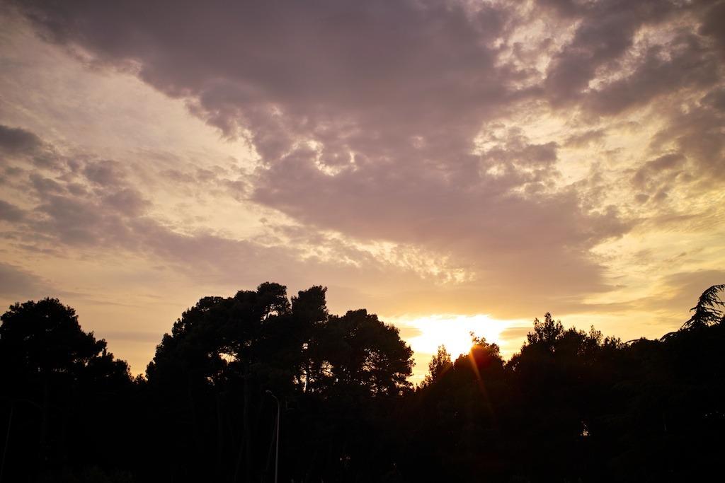 Late Afternoon Sky, Rovinj