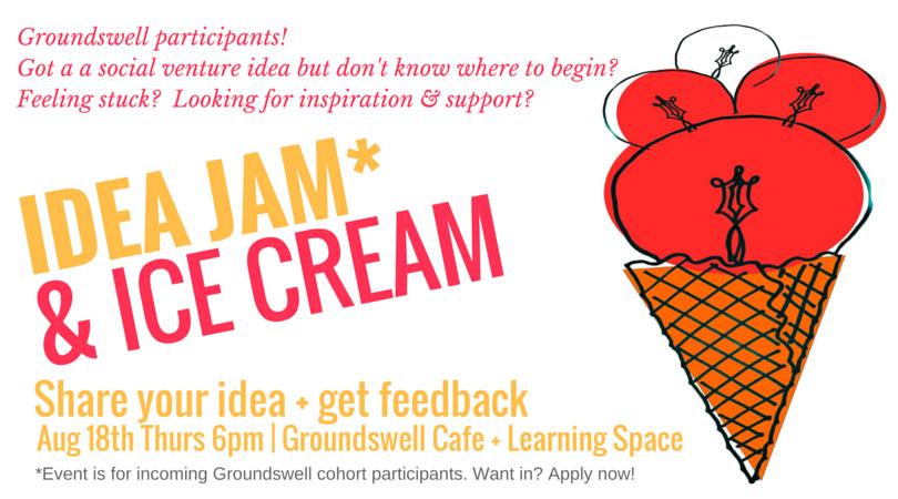 idea jam ice cream